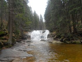 Мумлавские водопады, фото: Магдалена Кашубова
