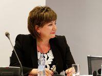 La ministre des Finances Alena Schillerová, photo: Archives du ministère des Finances