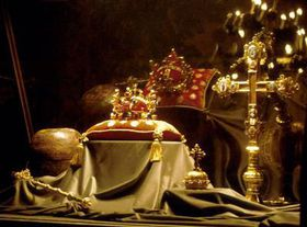 Joyas de coronación checas (Foto: CTK)