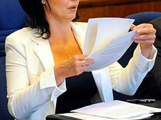 Renata Vesecká (Foto: ČTK)