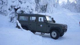 Winter Survival, фото: Лудек Бргел