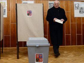 Václav Klaus, photo: ČTK