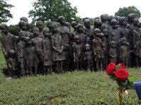 Lidice memorial, photo: CTK