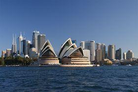 Sydney, photo: Matthew Field, CC BY 2.5