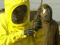 Czech chemical unit in Kuwait, photo: CTK
