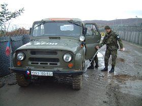 L'armée tchèque au Kosovo