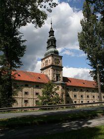 Un granero con capilla y torre, foto: Eva Haunerová, Wikimedia CC BY-SA 3.0