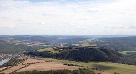 Celtic settlement at Stradonice