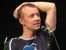 Martin Reiner, foto: Autor