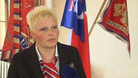 Hana Moučková, foto: ČT