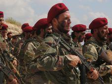 Türkische Armee (Foto: ČTK / AP / STR)