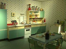 Кухня 70-х – 80-х годов, Фото: ЧТ