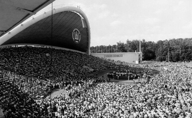Вильнюс, парк Вингис, фото: Архив посольства Литвы в Чехии