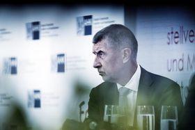 Andrej Babiš (Foto: Michaela Danelová, Archiv des Tschechischen Rundfunks)