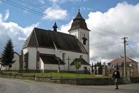 Dorfkirche in Číhošť (Foto: Tomáš Vodňanský, Archiv des Tschechischen Rundfunks)
