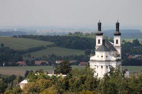 Marien-Wallfahrtskirche in Chlumek bei Luže (Foto: Jan Mann, Wikimedia Commons, CC BY-SA 4.0)