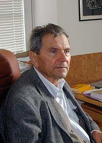 Ferdinand Stočes, foto: Magda Segertová