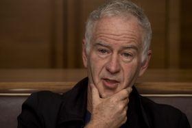 John McEnroe, photo: CTK