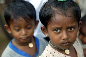The children from Sri Lanka, photo: CTK