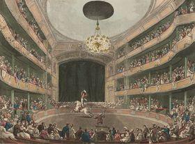Zirkus von Philip Astley