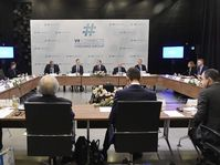 Visegrad Group summit in Budapest, photo: CTK