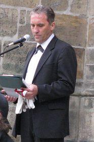 Tomáš Stařecký (Foto: Martina Schneibergová)
