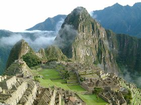 Machu Picchu, foto: public domain GNU free