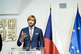 Adam Vojtěch (Foto: Michaela Danelová, Archiv des Tschechischen Rundfunks)