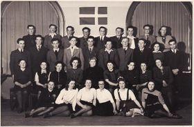 Les jeunes Juifs tchèques au Danemark, photo: sophieschoice.webgarden.cz