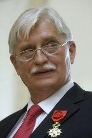 Jiří Dienstbier, photo: ČTK