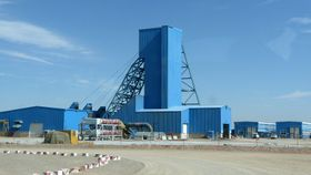 Industria en Mongolia, foto: Brücke-Osteuropa, Public Domain