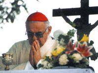 Le cardinal Miloslav Vlk