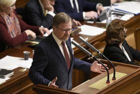 Petr Fiala, photo: CTK