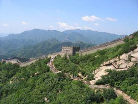 Великая китайская стена, Фото: Samxli, CC BY 2.0