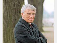 Schriftsteller Reiner Kunze