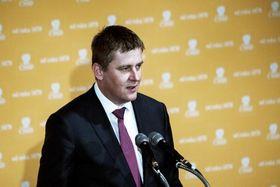 Tomáš Petříček (Foto: Michaela Danelová, Archiv des Tschechischen Rundfunks)