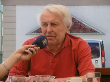 Pavel Kohout (Foto: Milan Baják, Archiv des Tschechischen Rundfunks)