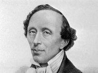 Hans Christian Andersen, photo: CTK
