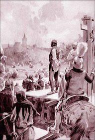 Execution of Záviš
