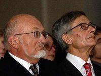 Vladimír Körner a František Fröhlich, foto: ČTK
