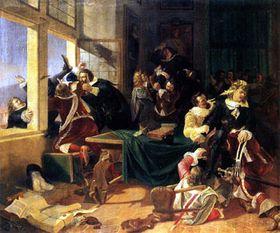 Segunda Defenestración de Praga