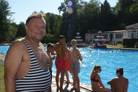 Petr, originaire de Brno, photo: Eva Turečková