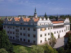 Litomyšl Castle, photo: CzechTourism
