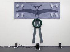 """Ausstellung """"Volkshymne"""" (Foto: Martin Polák, Archiv der Galerie NoD)"""