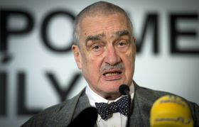 Karel Schwarzenberg, photo: ČTK