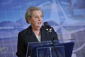 Madeleine Albright, photo: © NATO