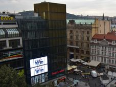 Das Palais Euro (Foto: Ondřej Tomšů)