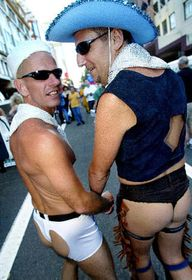 Gay carnival, photo: CTK