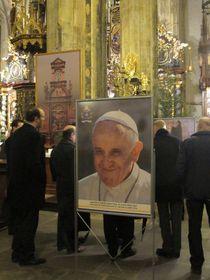 Papst Franziskus (Foto: Martina Schneibergová)