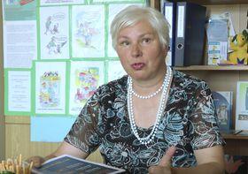 Marie Ředinová, foto: archivo de ILCO